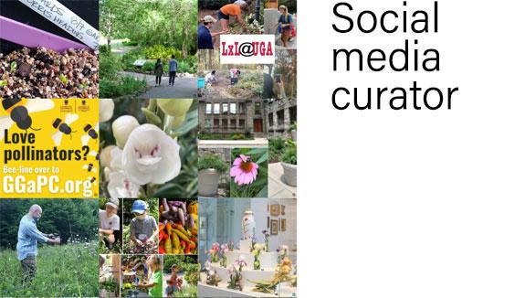 Social media curator image